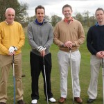 Brian Perry, Paul Muir, Jonathan McDowell and Richard Cromie (Riada Resourcing)