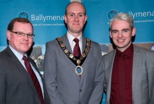 Business Breakfast with Kevin Kingston | Ballymena Chamber