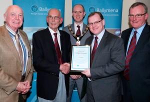 Chamber meets Minister Vara | Ballymena Chamber