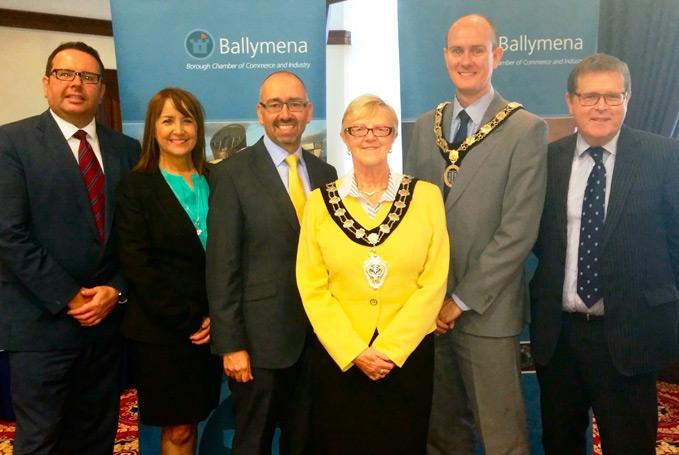 Chamber AGM 2014 | Ballymena Chamber