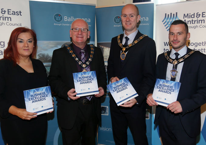 Ballymena Chamber of Commerce welcomes Slemish Design Studio